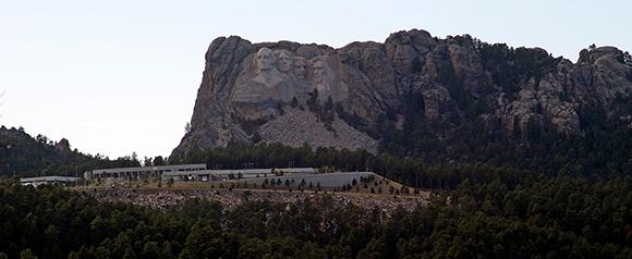 Mt Rushmore, Black Hills South Dakota