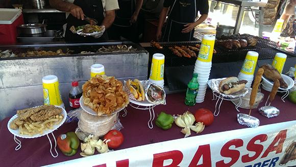 Sturgis Motorcycle Rally Food